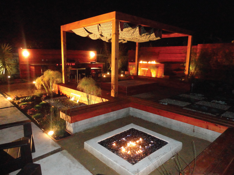 improving your outdoor living areas