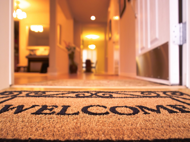 Tips on opening your home for inspection