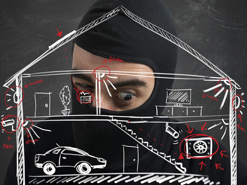 Home security tips
