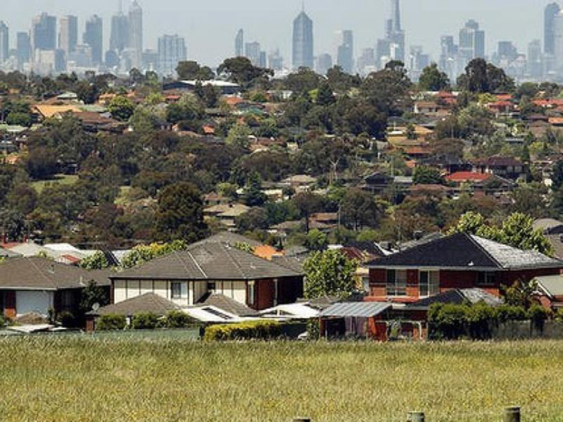 property market outer suburbs