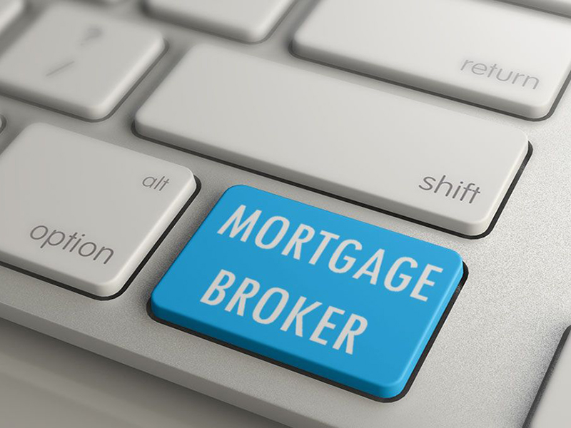 mortgage broker usage