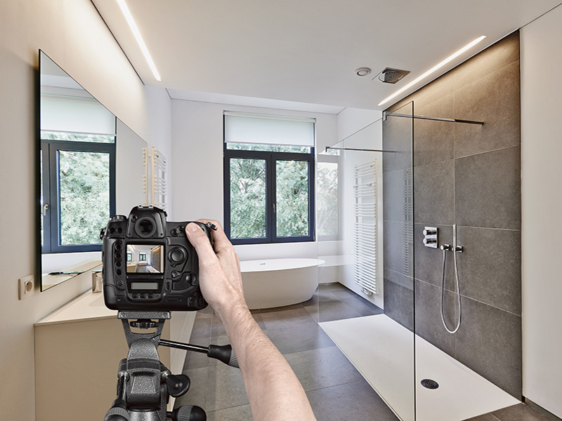 tips on photographing your home