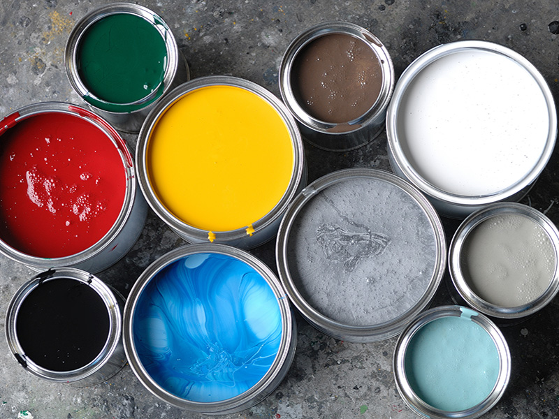 tips on paint types