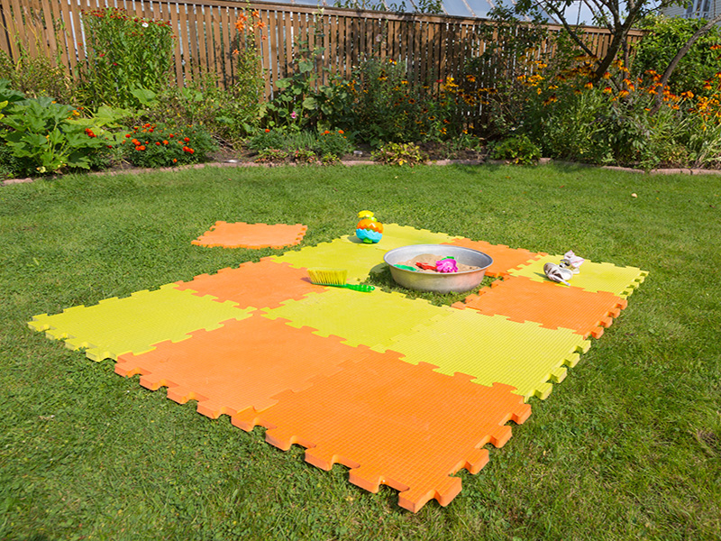 making your garden more child friendly