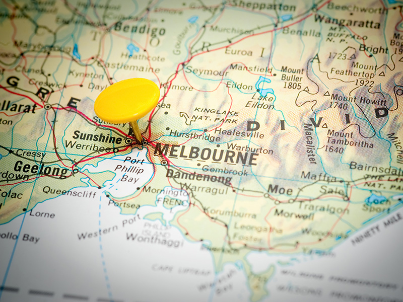 property market rebound in melbourne
