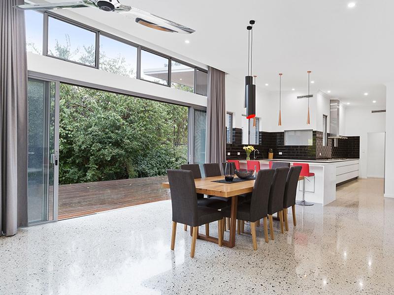 polished concrete tips