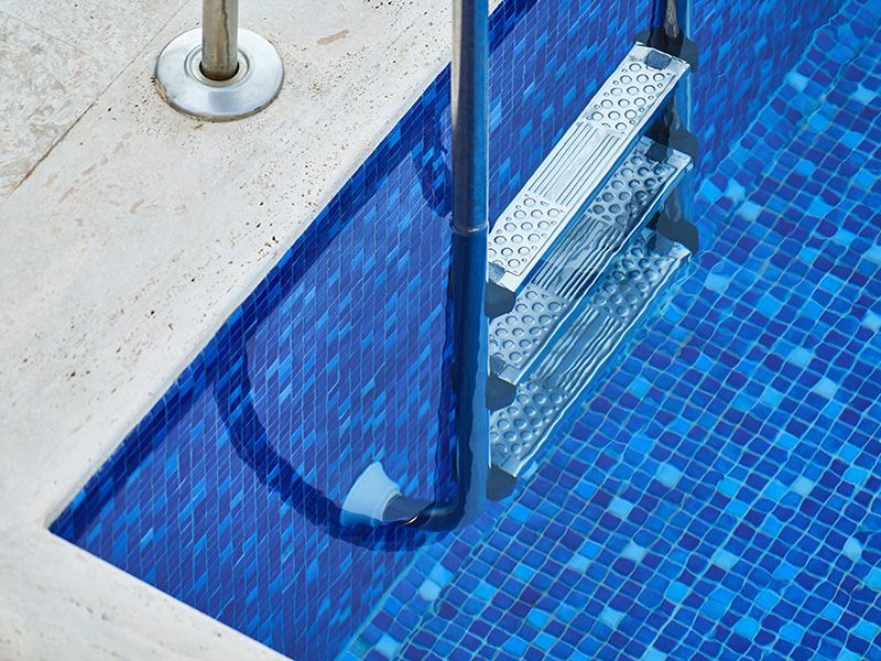 compliance for swimming pools