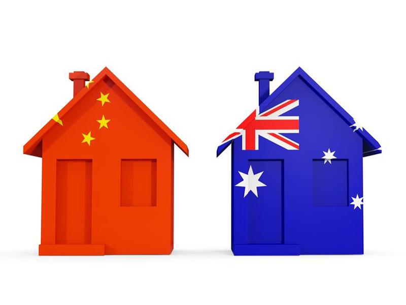 overseas buyers in australia