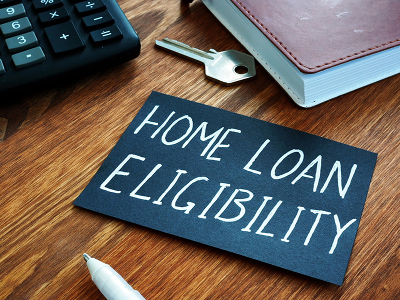 qualifying for a home loan