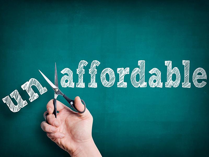 home loan affordability
