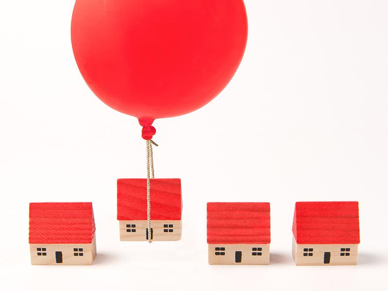 property price movements