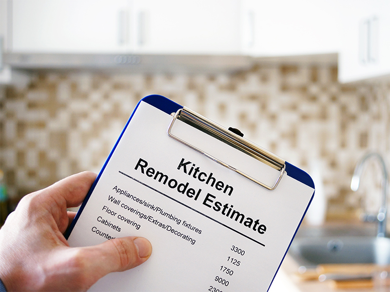 tips on renovations
