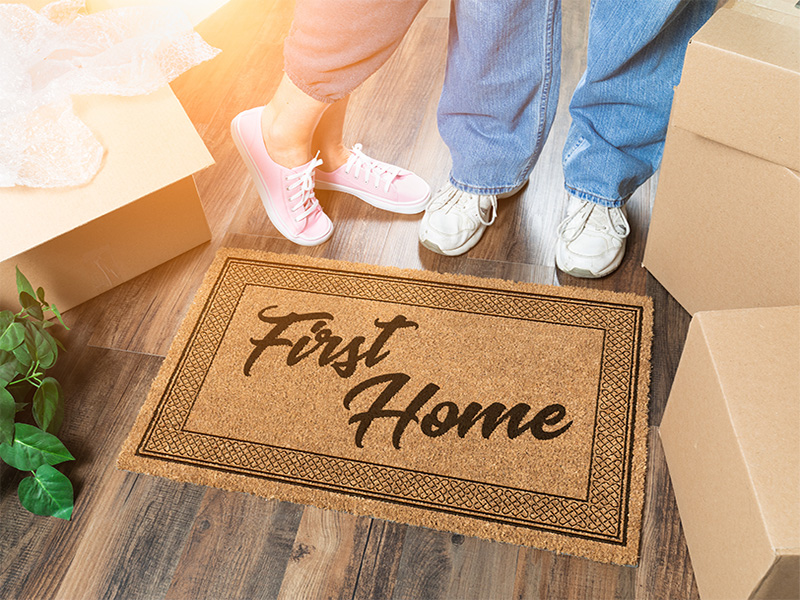 first home assistance